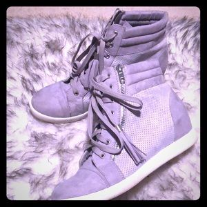Wedge sneakers - 10